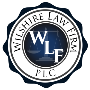 Wilshire Law Firm 1000px Seal Logo - PNG